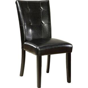 Parker Tufted Back Side Chair (Set of 2)