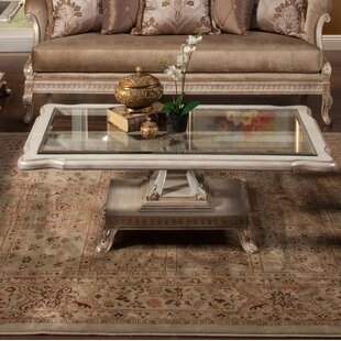 Benetti's Italia Perla Coffee Table