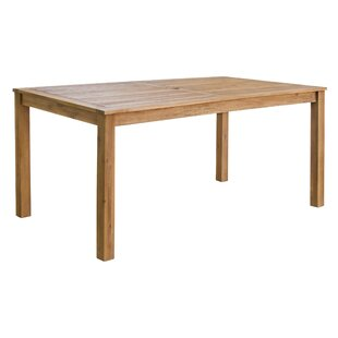 Solid Wood Dining Table Image