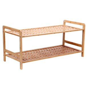 Find 2 Tier 8 Pair Shoe Rack By Household Essentials