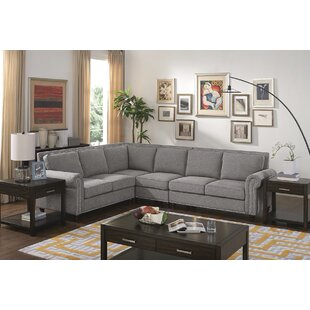 Red Barrel Studio Mccraw Modular Sectional