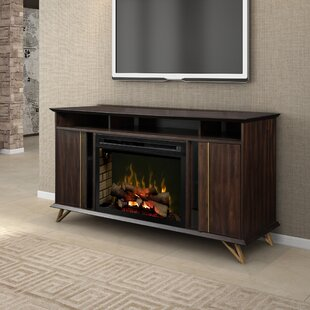 Grace TV Stand for TVs up to 75 with Fireplace