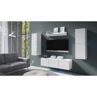 Avianna Entertainment Unit By Ebern Designs
