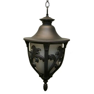 Phillipstown 3-Light Outdoor Hanging Lantern