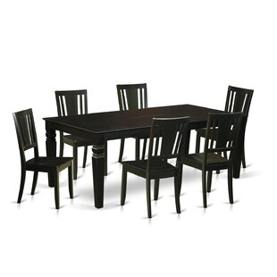Arana 7 Piece Dining Set DarHome Co