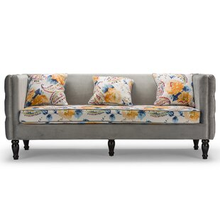 Where buy  Conesville Chesterfield Sofa by Latitude Run Reviews (2019) & Buyer's Guide