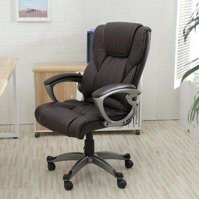 Black Amp Brown Office Chairs You Ll Love In 2019 Wayfair