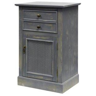 Lachlan 1 Door Accent Cabinet