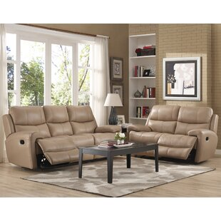 Gasser Reclining Living Room Set by Red B..