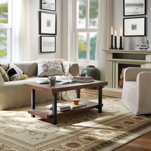 Blenheim Coffee Table with Storage
