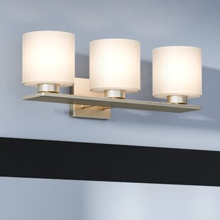 Carswell 3-Light Vanity Light By Latitude Run