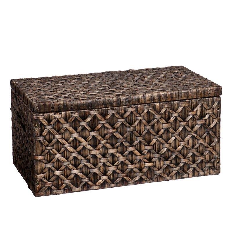 shop 769 decorative trunks   wayfair
