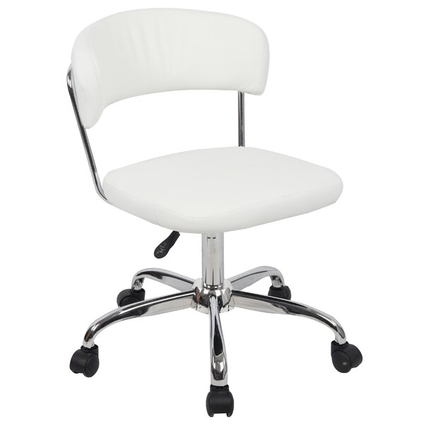 Arielle Low Back Desk Chair Amp Reviews Allmodern