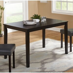 rectangular kitchen dining tables youll love wayfair. Interior Design Ideas. Home Design Ideas