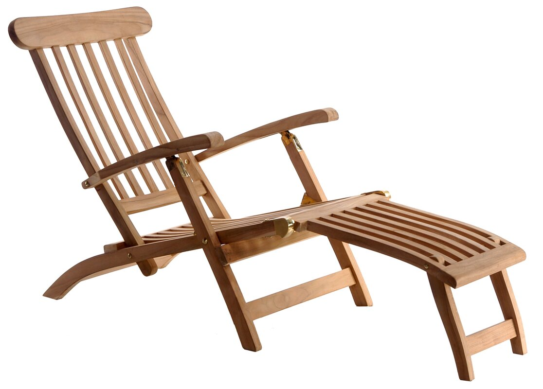 Teak outdoor lounge chairs -  Folding Outdoor Lounge Chairs Sku Cctk1045 Default_name