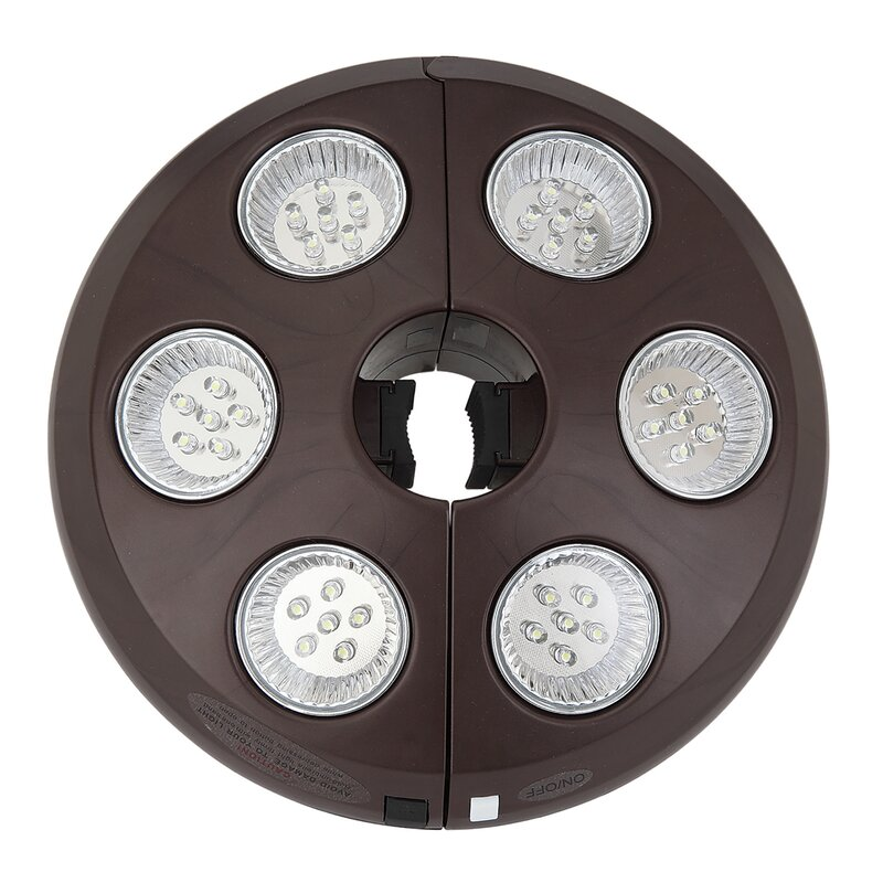 Rechargeable Umbrella Light