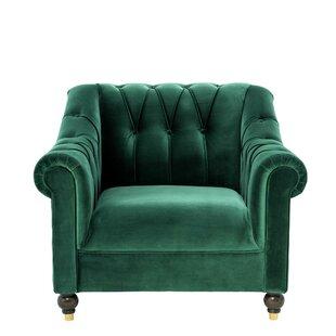 Brian Chesterfield Chair by Eichholtz