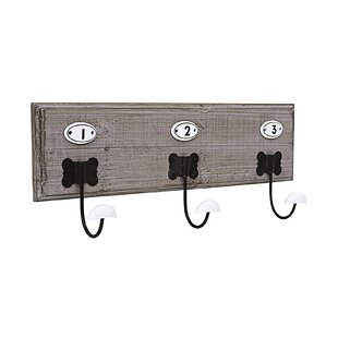 Layne Wall Mounted Coat Rack By Brambly Cottage