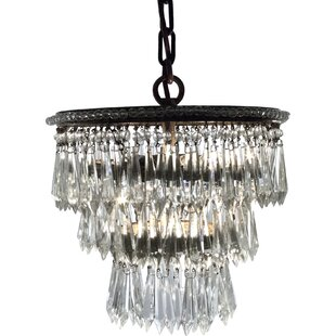 Ancil Crystal Chandelier by Zentique
