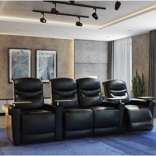 Orren Ellis Leather Home T..
