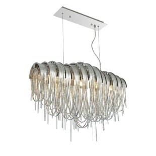 Shirley 6-Light Novelty Chandelier by CWI Lighting