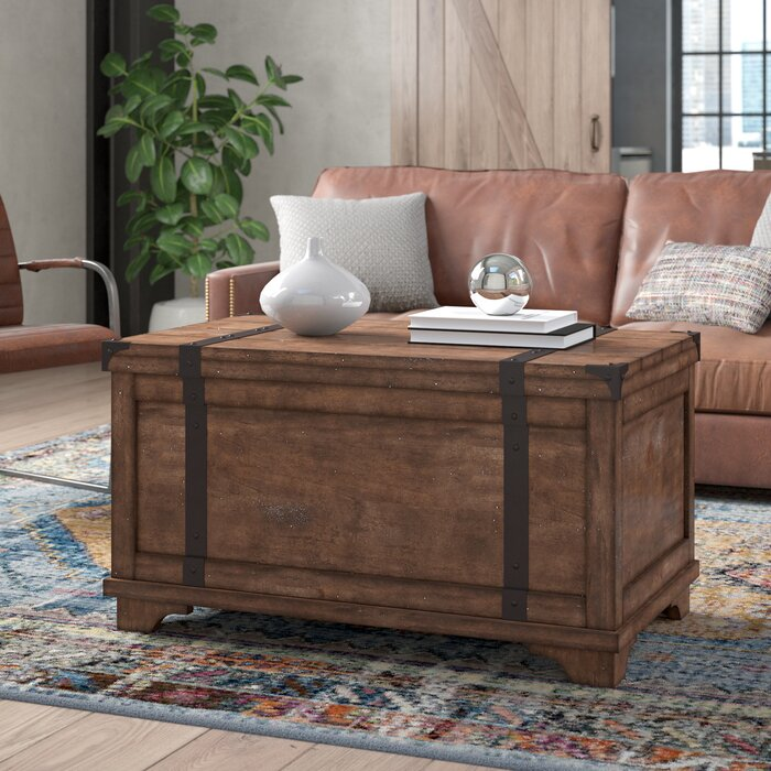 Miraculous Hebbville Lift Top Coffee Table With Storage Pabps2019 Chair Design Images Pabps2019Com