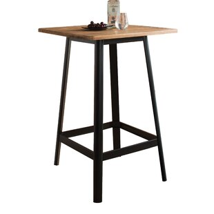 Muro Bar Height Dining Table by 17 Stories