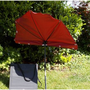 Sunshade 1.4m Beach Parasol By Holly