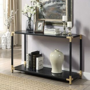 Lackey Contemporary Console Table
