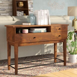 Great deal Posner Console Table ByMercury Row