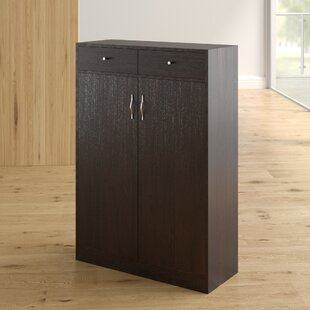 Bargain 20 Pair Shoe Storage Cabinet By Latitude Run