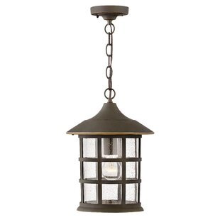 Freeport Outdoor 1-Light Lantern Pendant ..