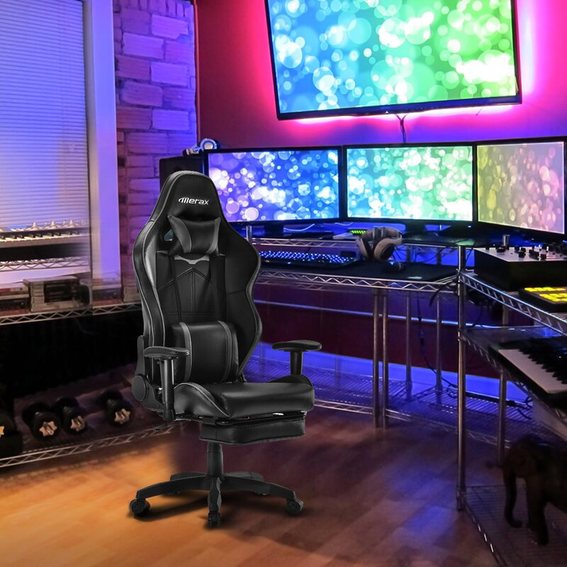 Truker PC & Racing Game Chair | Wayfair