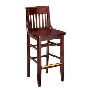 Amoroso Beechwood School House Wood Seat ..
