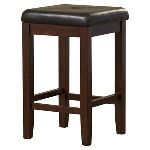 Prabal 24  Bar Stool with Cushion (Set ...  sc 1 st  Wayfair & Counter Height Bar Stools Youu0027ll Love | Wayfair islam-shia.org