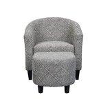 Briseno Barrel Chair by Ebern Designs