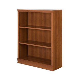 Caines 3-Shelf Bookcase by And..