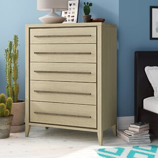 Dipaolo 5 Drawer Chest By Ebern Designs