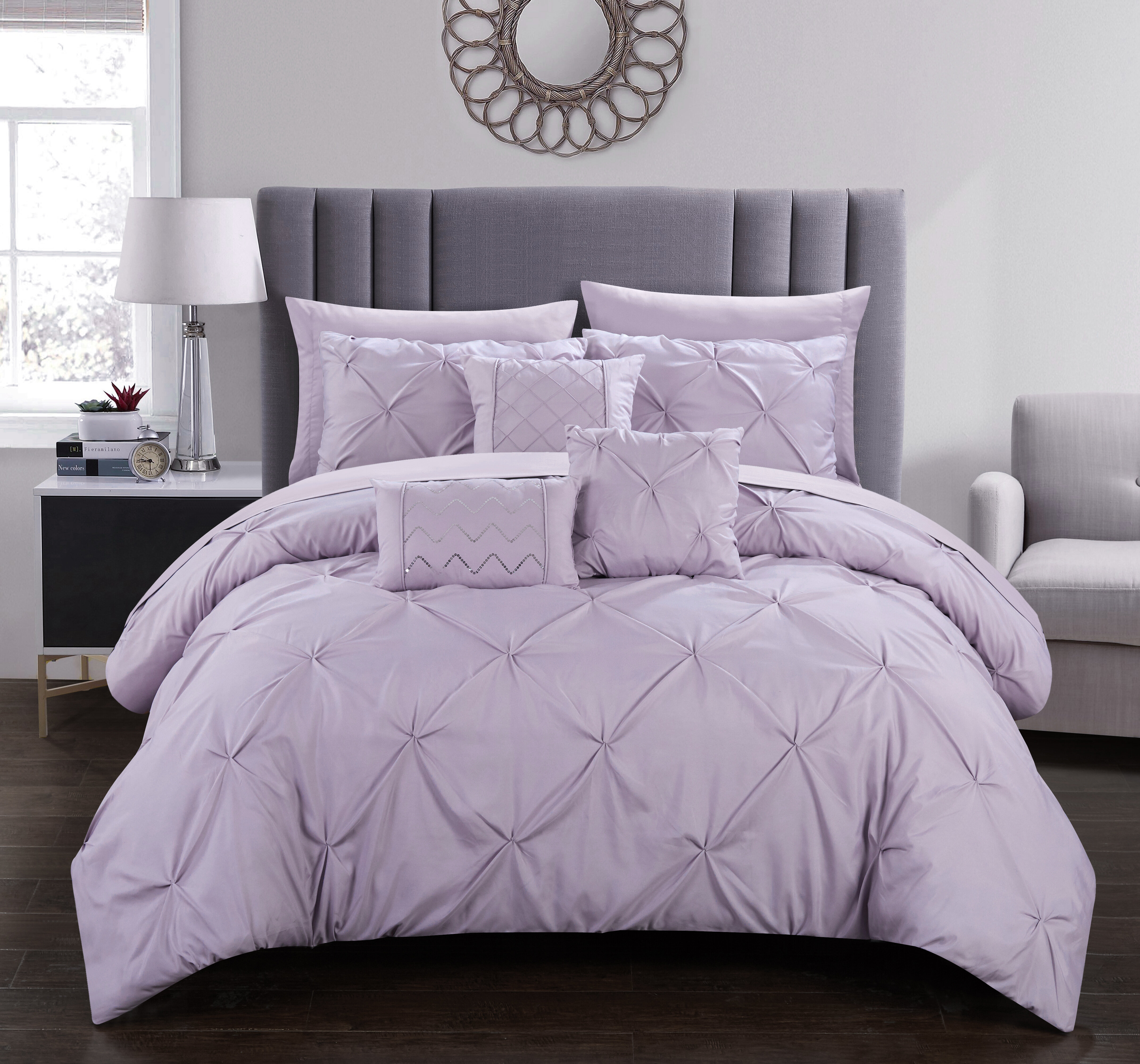 Willa Arlo Interiors Karyn 10 Piece Comforter Set Reviews Wayfair