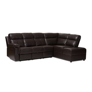 Abelardo Studio Reclining Sectional