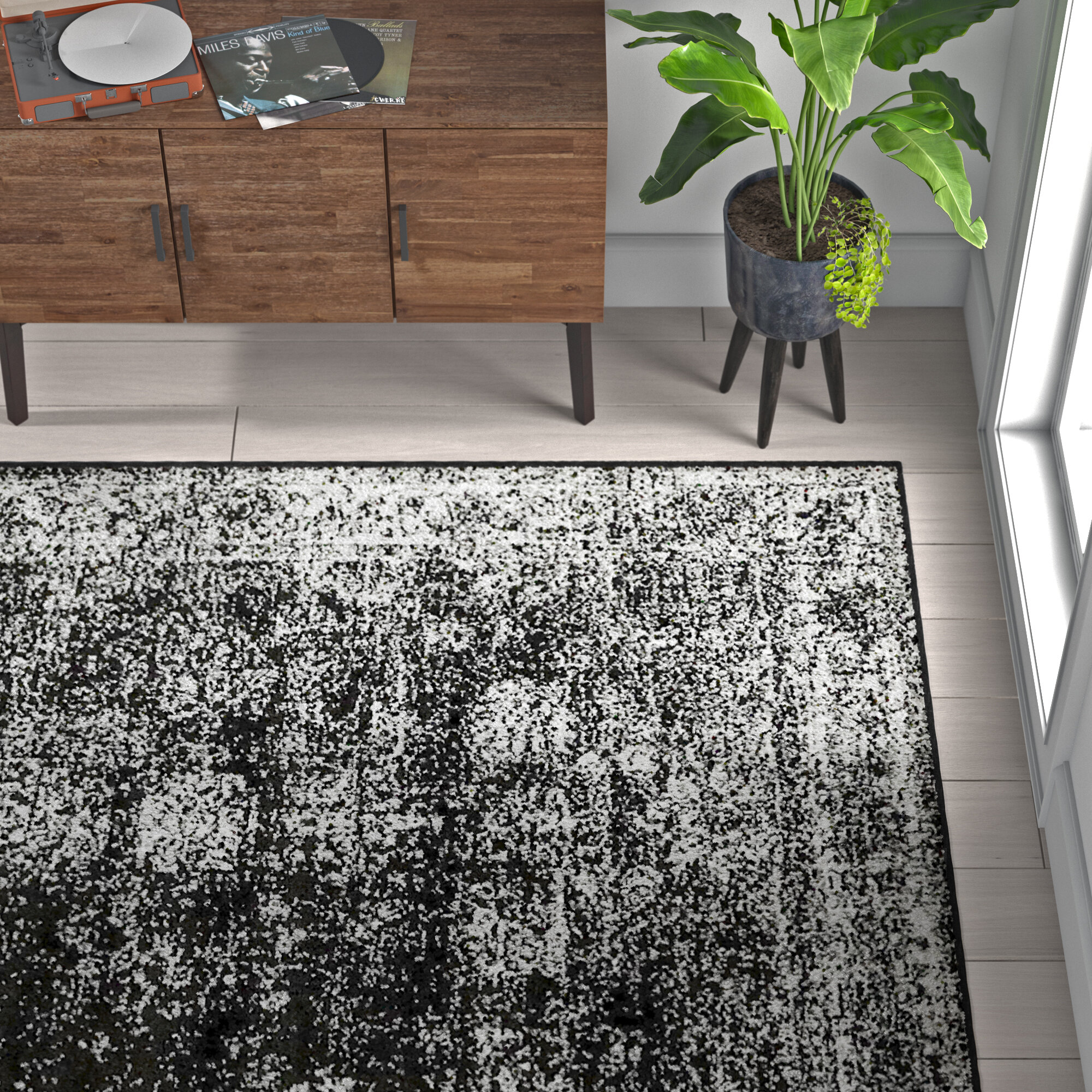 Wayfair 8 X 10 Black Area Rugs You Ll Love In 2021