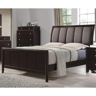 Ledford Upholstered Panel Bed