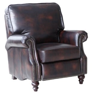 Lazzaro Leather Scardale Manual Recliner