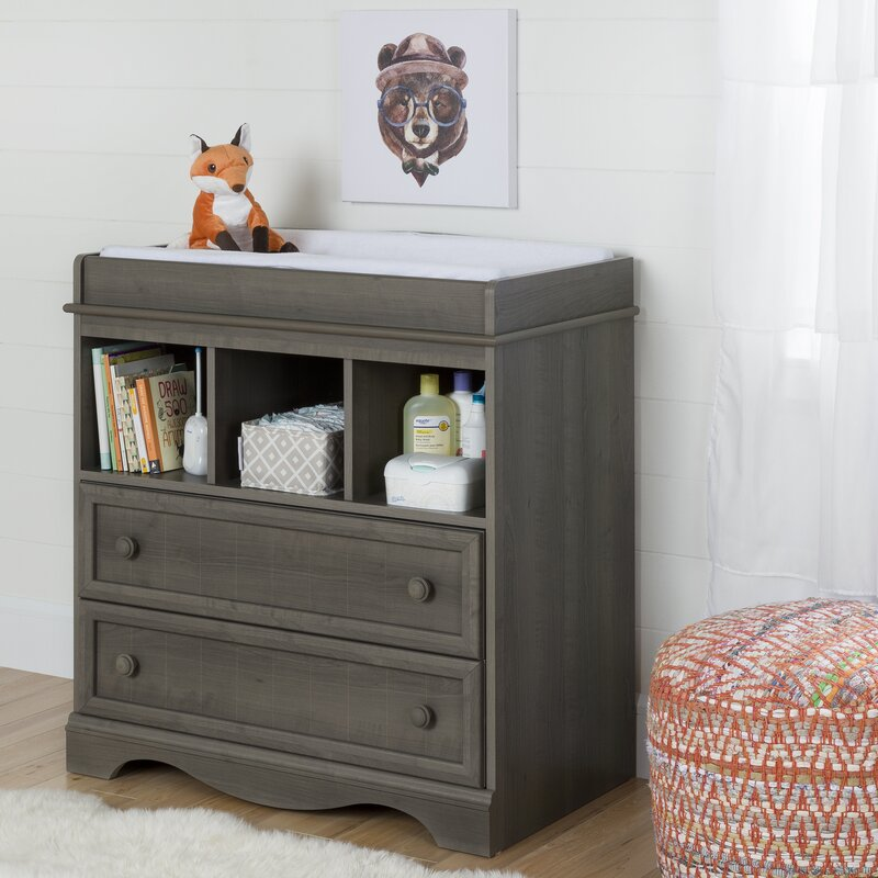 Savannah 2 Drawer Dresser Combo