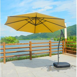 Meg 10' Cantilever Umbrella by Darby Home Co