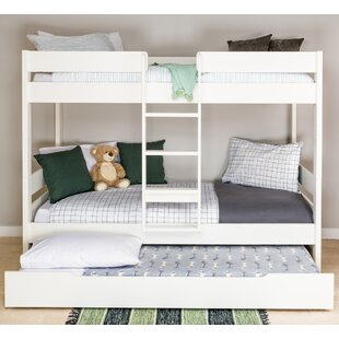 Single (3') Bunk Bed With Trundle By Stompa