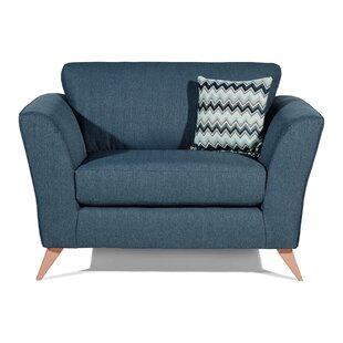 Uxbridge 2 Seater Loveseat Sofa By Sofa Factory