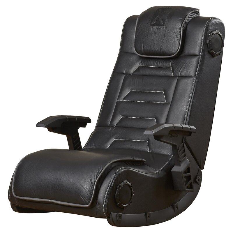 sc 1 st  Wayfair & Orren Ellis Wireless Video Rocker Game Chair u0026 Reviews | Wayfair