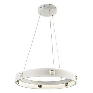 Munoz 6-Light Geometric Chandelier by Orren Ellis