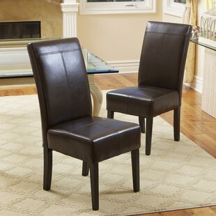 Danielle Upholstered Dining Chair (Set of 4) Latitude Run